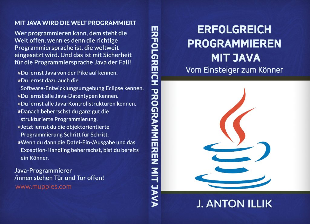Programmieren: Java-Buch erscheint demnächst