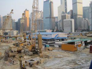 Baustellen - aus Chaos entsteht Neues
