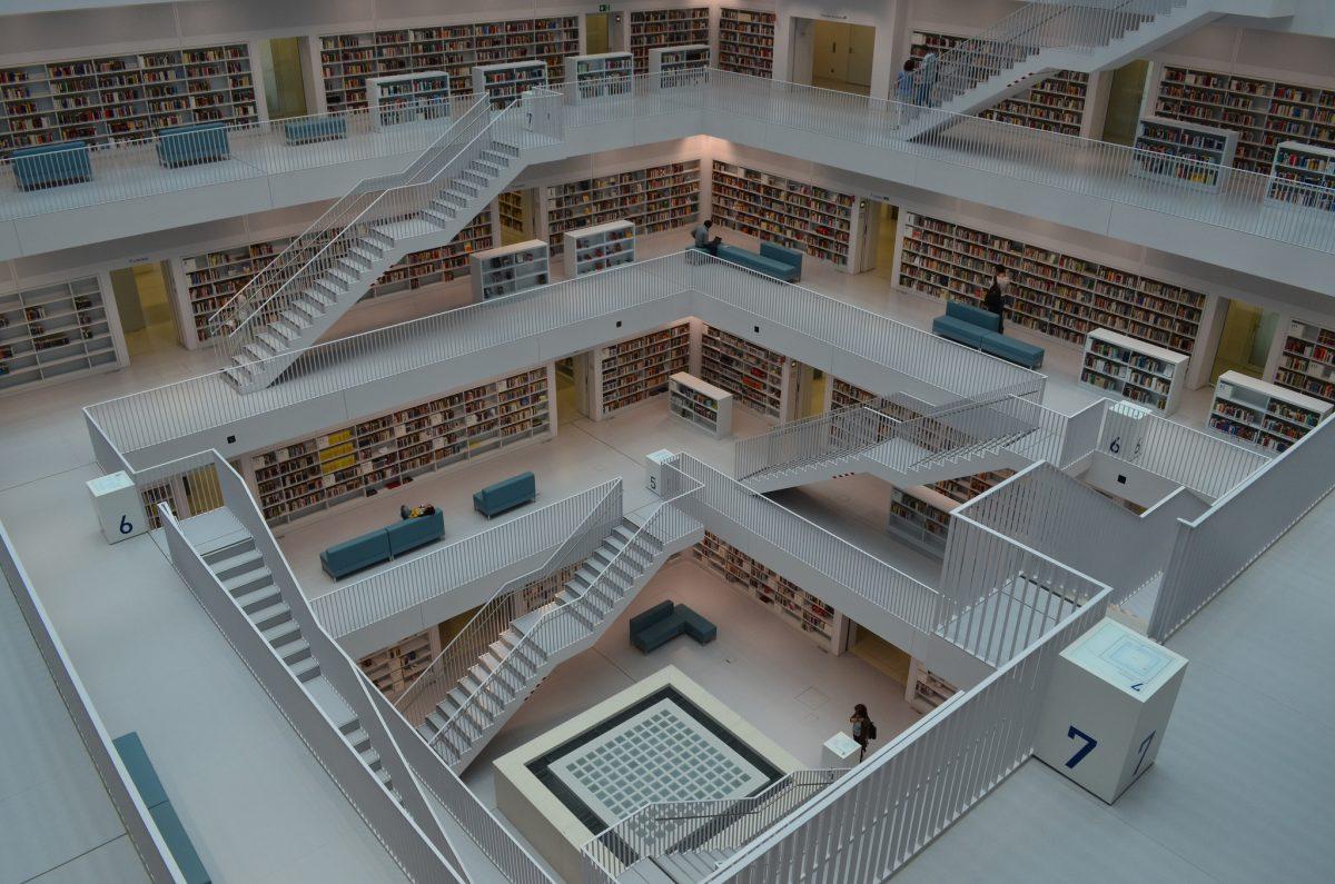 Architektur läßt Raum für Details
